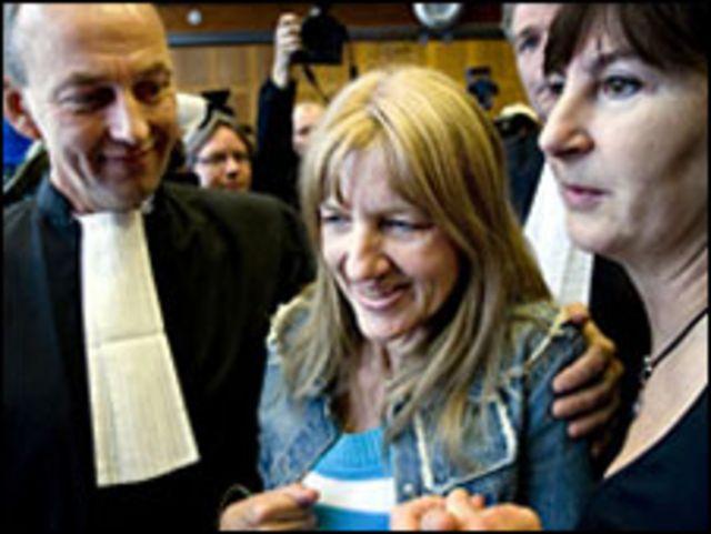 Голландская медсестра оправдана
