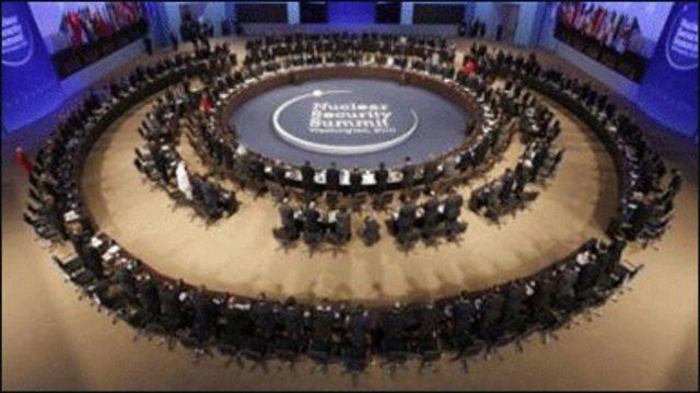اجلاس بین المللی امنیت هسته ای در واشنگتن