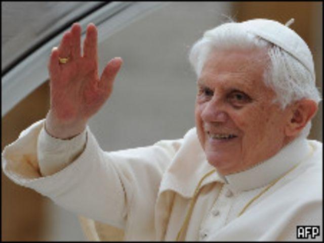 البابا بنديكتوس
