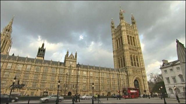 ويستمنستر، مقر مجلس العموم (البرلمان البريطاني)