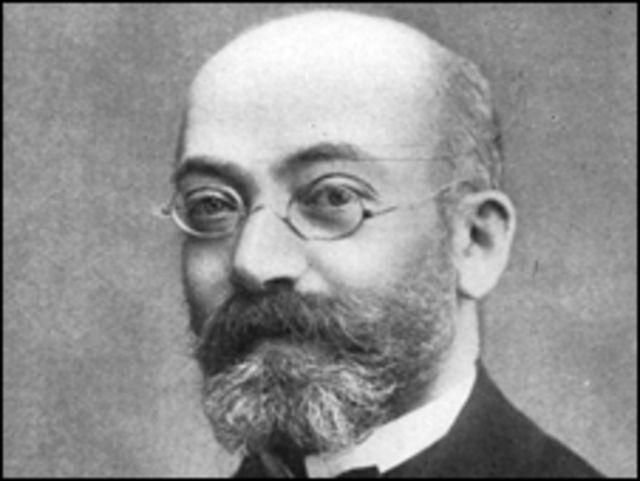 لودویک لازاروس زامنهوف، پزشک و زبان شناس لهستانی، زبان اسپرانتو را در سال 1887 میلادی به جهان معرفی کرد