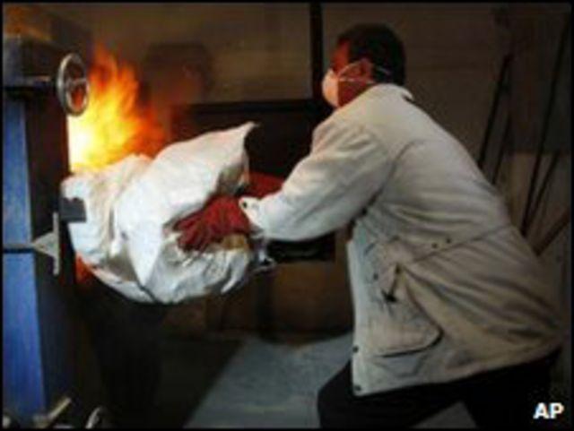 التخلص من دواء ترمادول في غزة