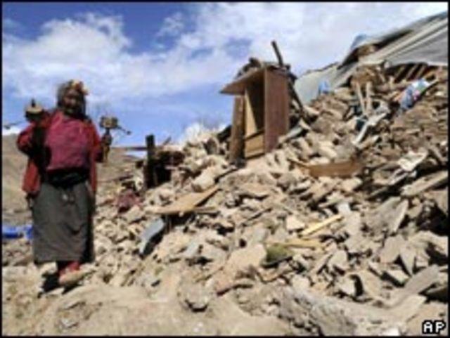 Warga Tibet