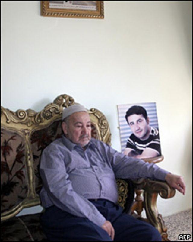 Nooraddin Hussein, padre de Nameer Nooraddin Hussein, fotógrafo de Reuters que murió en el ataque