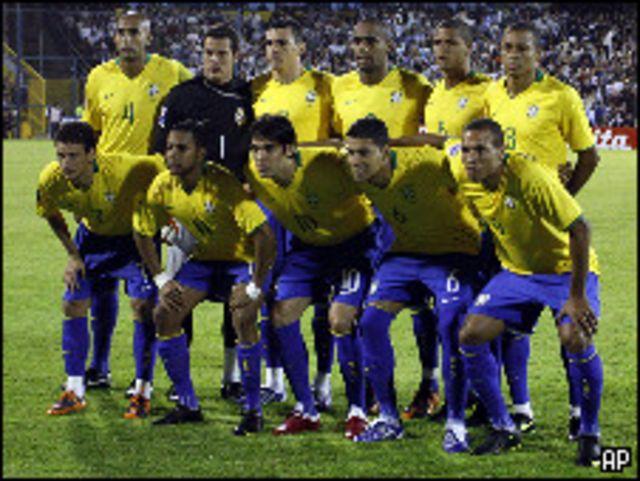 منتخب البرازيل لكرة القدم