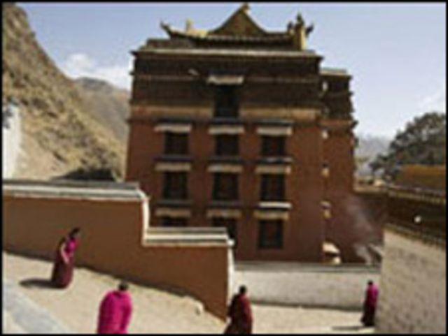 في التبت