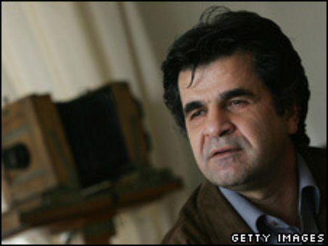 المخرج السينمائي الإيراني عباس بناهي