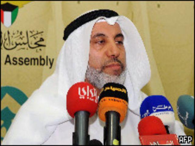 محمد البصيري المتحدث باسم الحكومة الكويتية