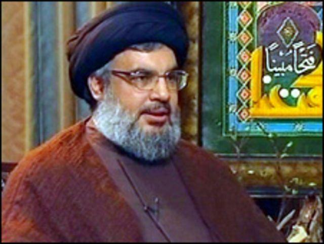 حسن نصر الله امين عام حزب الله