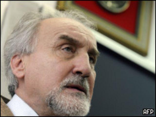 المدعي العام الصربي
