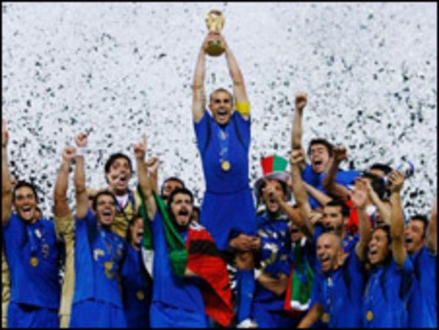 فريق ايطاليا