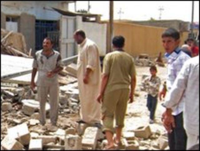 تفجيرات الاثنين في العراق