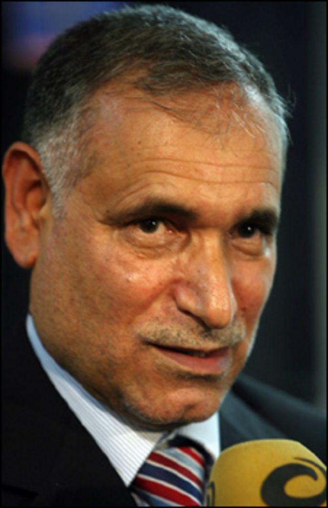 طاهر حمود، معاون وزير الثقافة العراقي