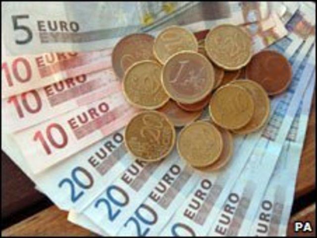 العملة الأوروبية، اليورو