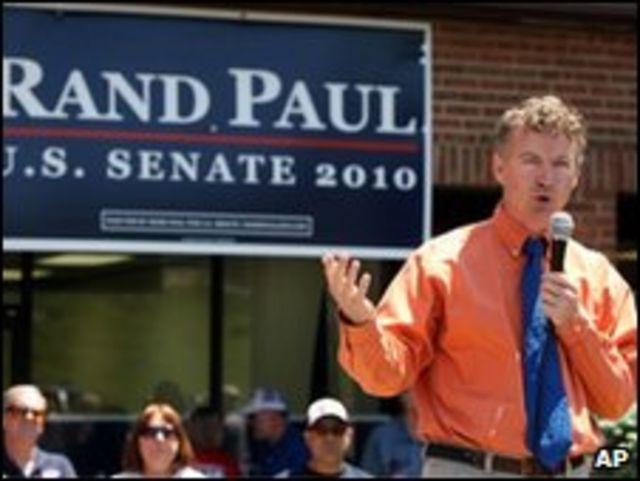 المرشح راند بول
