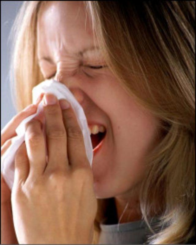 頭痛 花粉