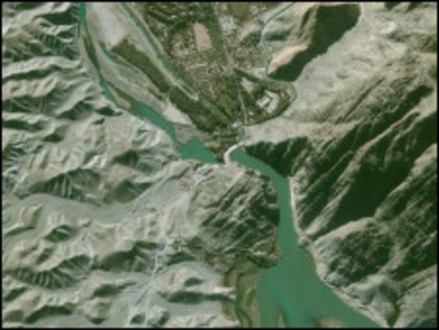 منطقة سكردارا الجبلية