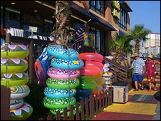 Магазин суверниров во Флориде