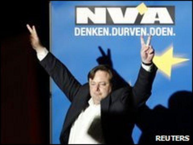 Лидер фламандских сепаратистов