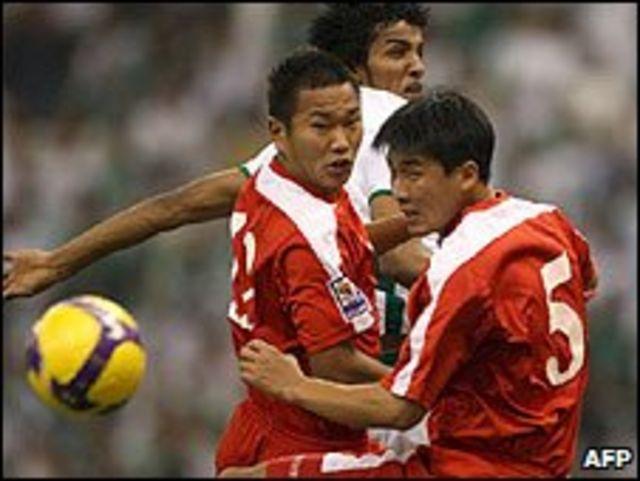 Penampilan Korea Utara di Piala Dunia sebenarnya tidak buruk
