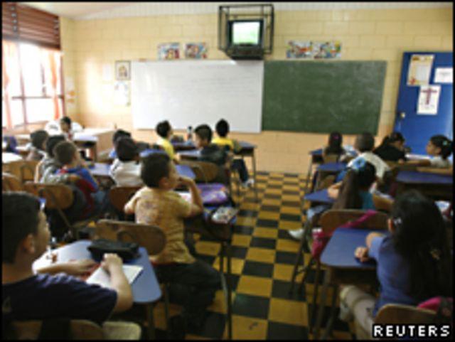 Escuela en Mexico