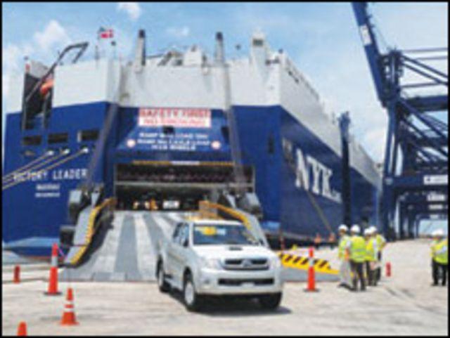 Vinashin đã đầu tư vào nhiều khu vực không liên quan tới ngành đóng tàu.