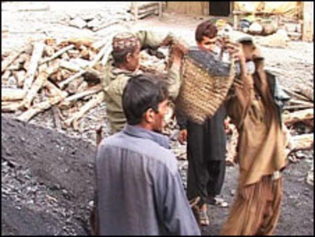 بلوچستان میں کوئلہ کی کان کنی بڑی صنعت ہے