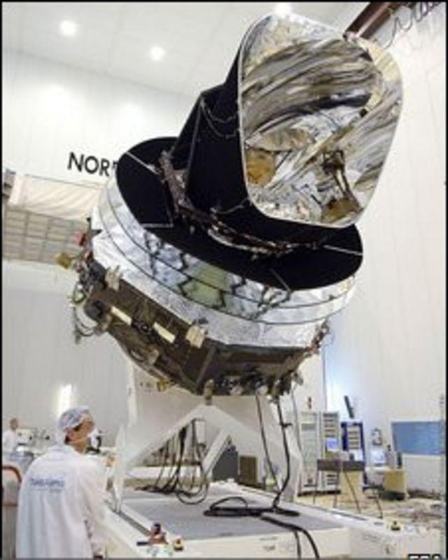 Teleskop Planck