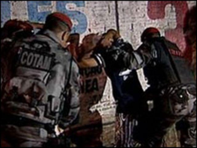 A polícia vem realizando operações em Fortaleza para conter a pedofilia