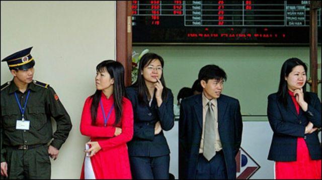 Đảng CSVN cho mở thị trường chứng khoán để thí nghiệm mô hình kinh tế tư bản