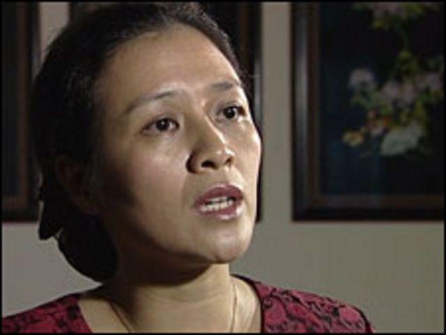 Người phát ngôn Nguyễn Phương Nga