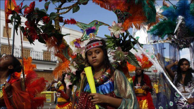 Ноттінгільський карнавал вважається найбільшим вуличним фестивалем у Європі.