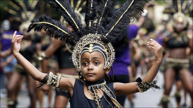 Карнавал розпочався у неділю традиційним Дитячим днем.