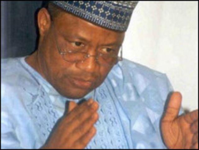 Tsohon shugaba, Ibrahim Babangida