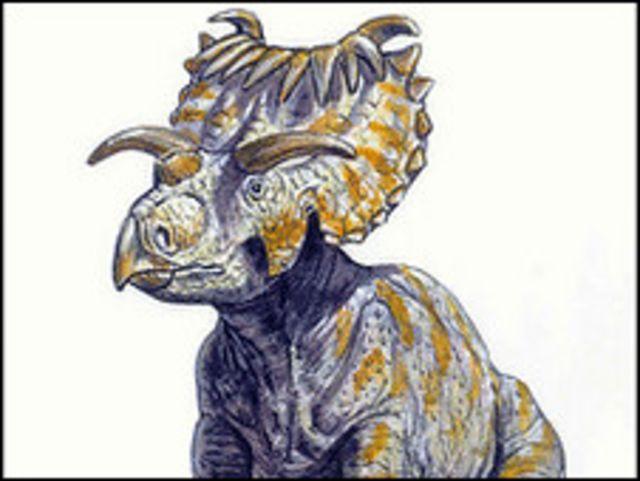 El Dinosaurio Que Tenia Quince Cuernos Bbc News Mundo Se refería al reciente descubrimiento de un. el dinosaurio que tenia quince cuernos