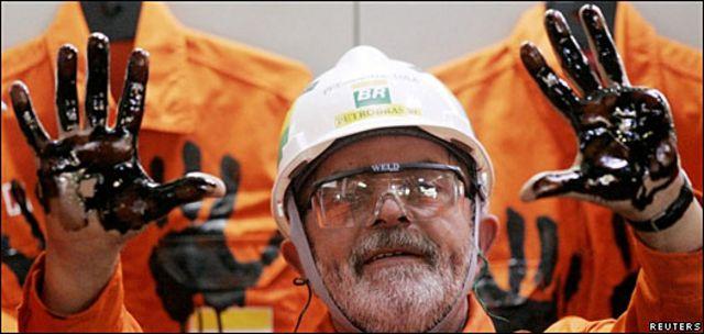 El presidente Lula