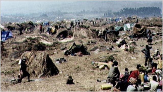 Impunzi z'abanyarwanda i Nakivale