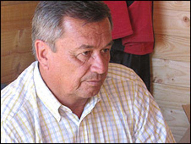Miguel Fortt, ingeniero y asesor de Golborne