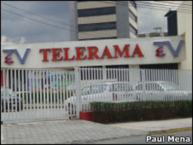 Television ecuatoriana Telerama en Quito