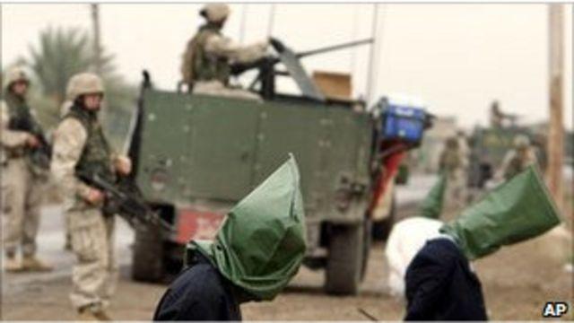 Wikileaks: ABD Irak'ta ağır işkenceye göz yumdu - BBC News Türkçe