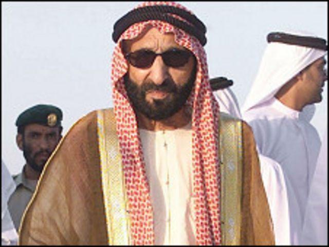 الشيخ صقر القاسمي