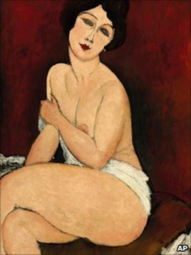 بالاترین قیمت برای آثار مودیلیانی در آغاز سال جاری در پاریس ثبت شده بود