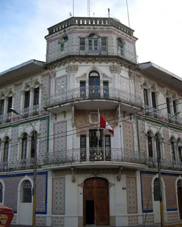 Hotel Palace. Foto: Javier Lizarzaburu