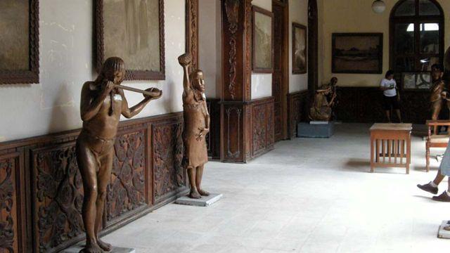 Museo Etnográfico de Iquitos. Foto: Javier Lizarzaburu