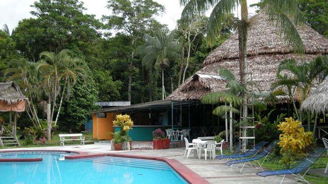 Hotel en Iquitos.  Foto: Javier Lizarzaburu