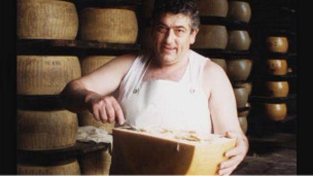 ...o del queso parmesano o cheddar.