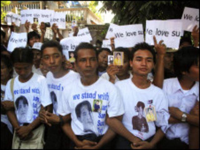 အန်အယ်လ်ဒီလူငယ်တွေ ဦးဆောင်တဲ့ သွေးလှူ တန်းရေးအဖွဲ့ဝင် တသောင်းကျော်ရှိ