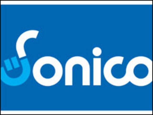 Logo de Sónico
