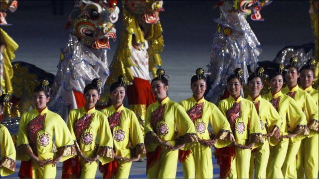 Penutupan Asian Games ke-16 di Guangzhou, Cina