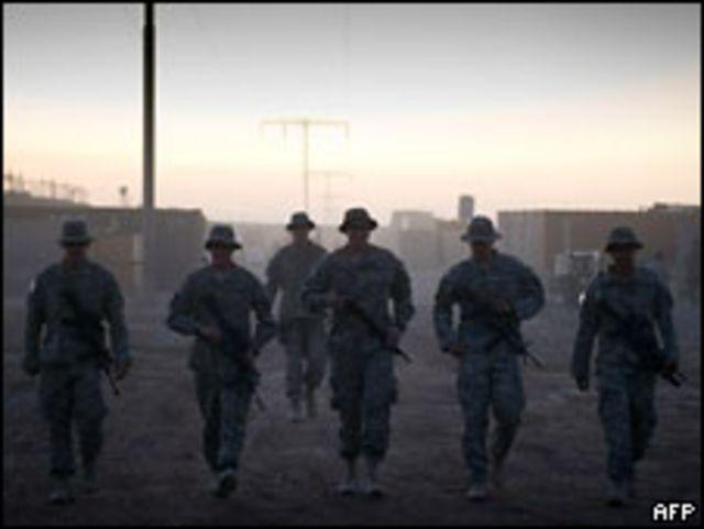 Западные войска в Афганистане